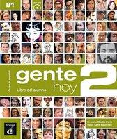 Gente Hoy 2 libro del alumno + cd-audio