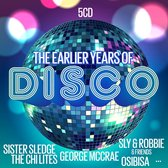 Earlier Years Of Disco