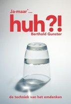 Boekomslag van 'Huh?!'