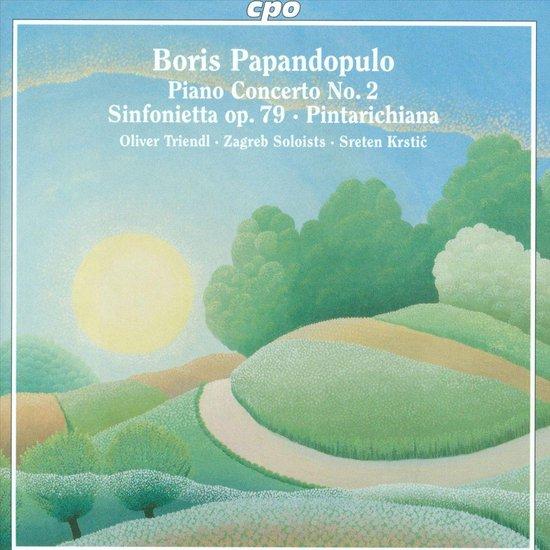 Concerto For Piano & String Orchest