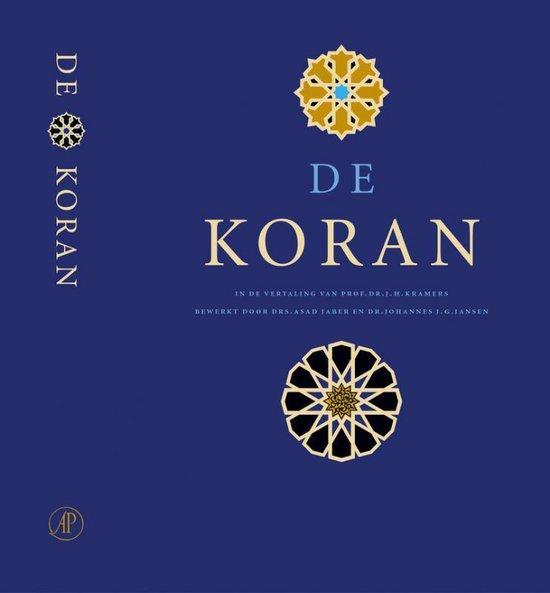 De Koran + Cd-Rom - J. Kramers  