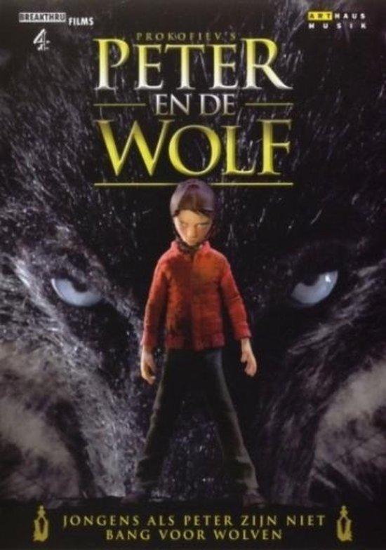 Cover van de film 'Peter & The Wolf'