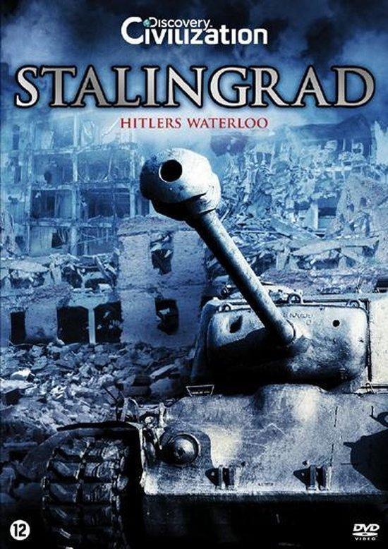 Cover van de film 'Stalingrad'