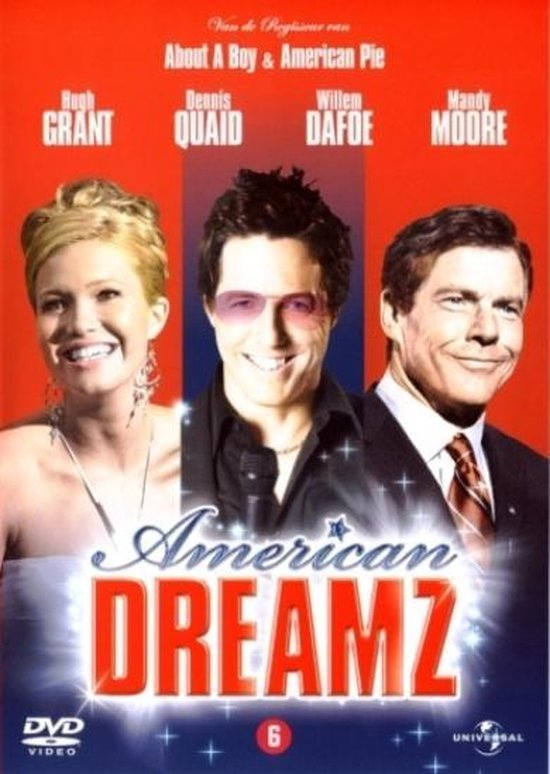 Cover van de film 'American Dreamz'