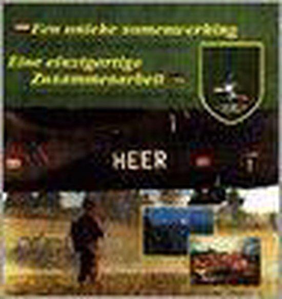Een unieke samenwerking het Duits-Nederlandse legerkorps = Eine einzigartige Zusammenarbeit das Deutsch-Niederlandische Korps - P.H. Kamphuis   Readingchampions.org.uk