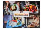 Straight away Balanced Food