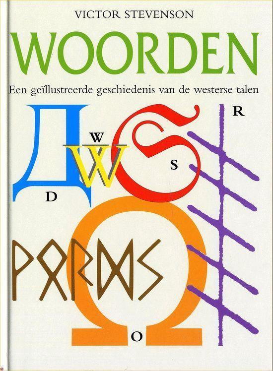 Woorden - Victor Stevenson |