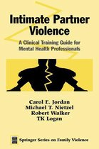 Omslag Intimate Partner Violence