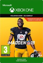 Madden NFL 19 - Xbox One Download