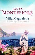 Boek cover Villa Magdalena van Santa Montefiore