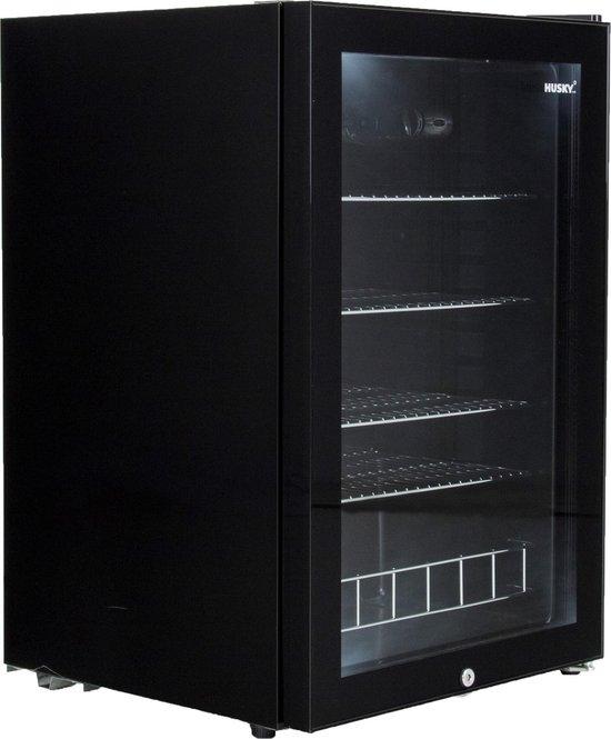 Horeca koelkast: Husky KK110-BKCNS-BK-HU, van het merk Husky