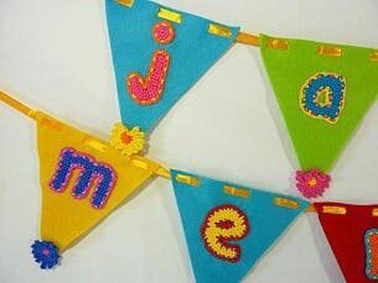 Letters haken en toepassingen om je eigen unieke cadeau te maken