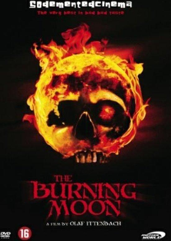 Cover van de film 'The Burning Moon'