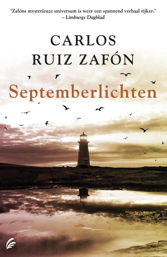 Septemberlichten - Carlos Ruiz Zafon |