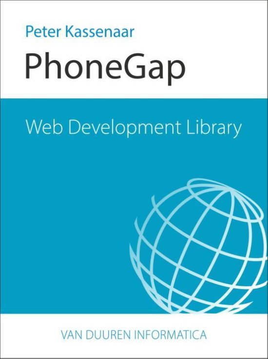 Web Development Library - PhoneGap - Peter Kassenaar |