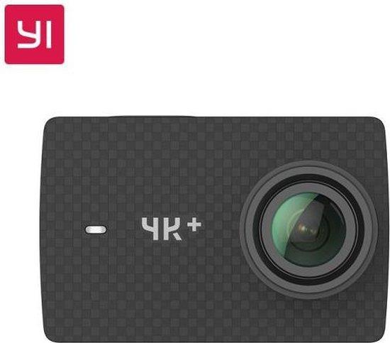 Xiaomi Yi 4k+ Action Camera Zwart 4k Plus!