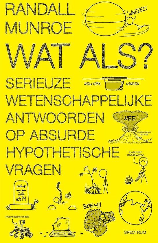 Boek cover Wat als? van Randall Munroe (Paperback)