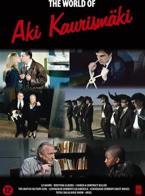 Cover van de film 'The World Of Aki Kaurismäki'