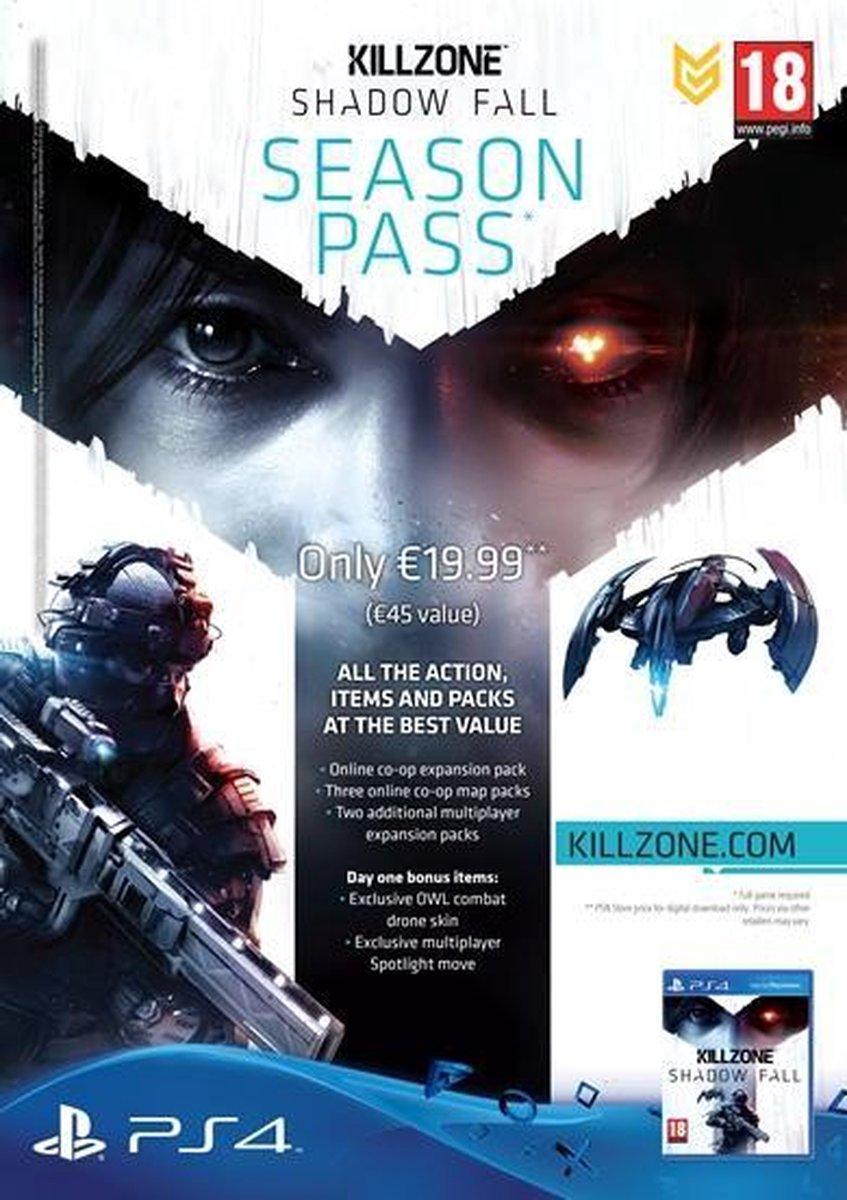 Killzone: Shadow Fall - Season Pass - PS4