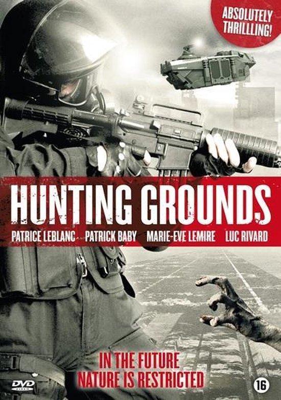 Cover van de film 'Hunting Grounds'