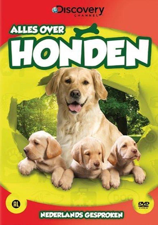 Cover van de film 'Alles Over Honden'