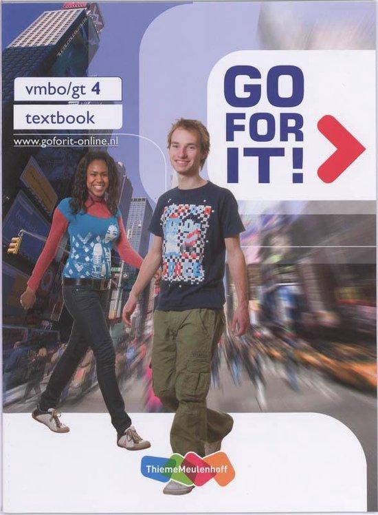 Go for it! 4 vmbo-GT Tekstboek - Marjan den Hertog |