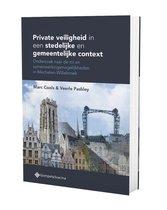 Private veiligheid in een stedelijke en gemeentelijke context