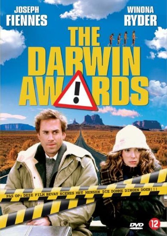 Cover van de film 'Darwin Awards'