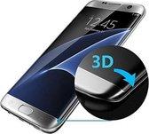 Samsung Galaxy S7 EDGE - Full Coverage Glass Screenprotector Tempered Glass Ultradun, Gehard Glas | Beschermhardheid 9H | Anti Shattered Film coating | Ultra HD Lightscreen | Kristalheldere weergave - Full Coverage glass screen