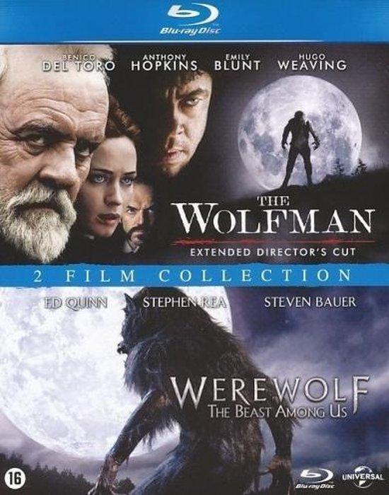 Cover van de film 'The Wolfman/Werewolf: The Beast Among Us'