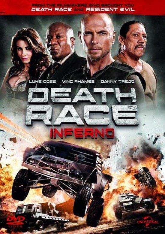 Cover van de film 'Death Race 3: Inferno'
