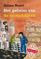 Geheim van… - Het geheim van de snoepfabriek
