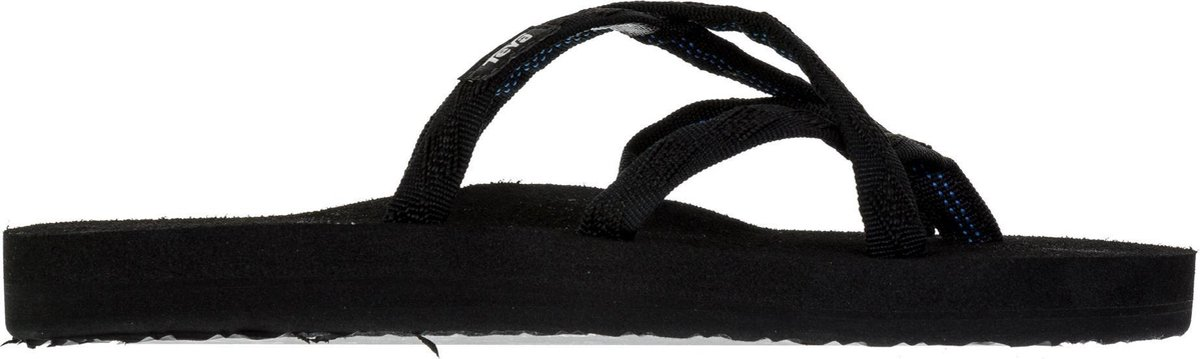 Teva Olowahu Dames Slippers - Zwart - Maat 40