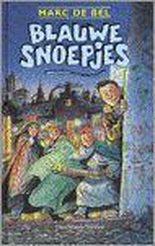 Blauwe Snoepjes - Marc de Bel |