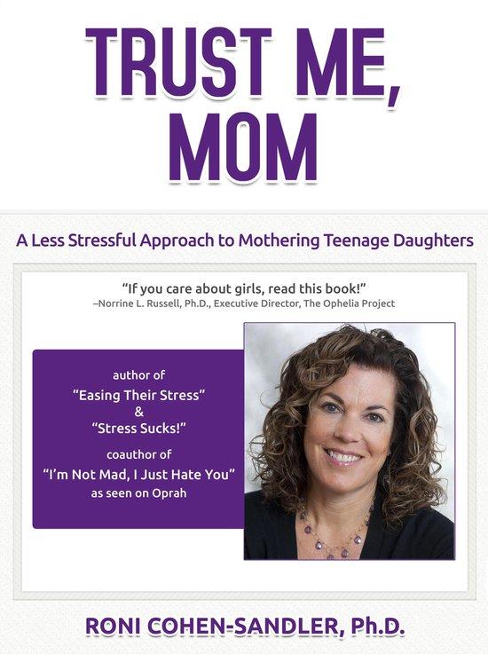 Omslag van Trust Me, Mom