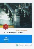 Taxatieleer vastgoed / 1