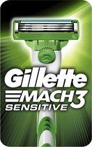 Gillette Mach3 Sensitive scheersysteem Mannen
