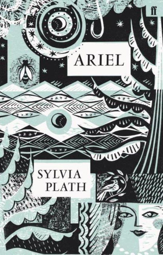 Boek cover Ariel van Sylvia Plath (Hardcover)