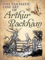 Fantastic Line Art of Arthur Rackham