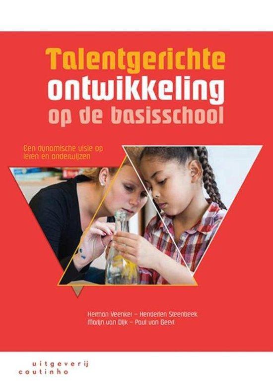 Talentgerichte ontwikkeling op de basisschool - Herman Veenker  