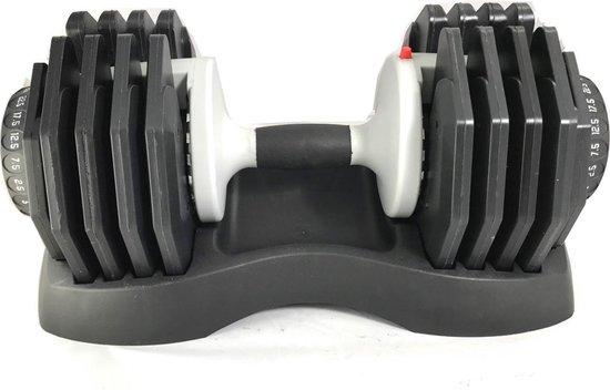 Duo-Tech verstelbare dumbbell 25 kg