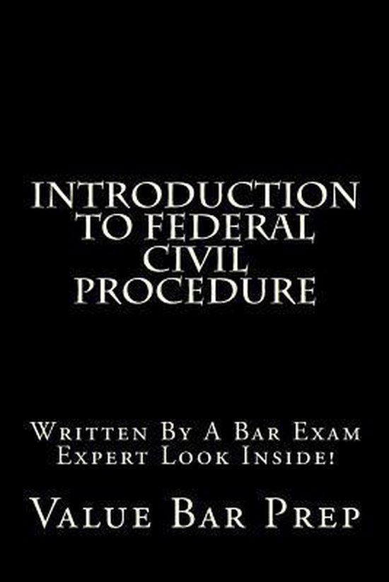 Introduction to Federal Civil Procedure