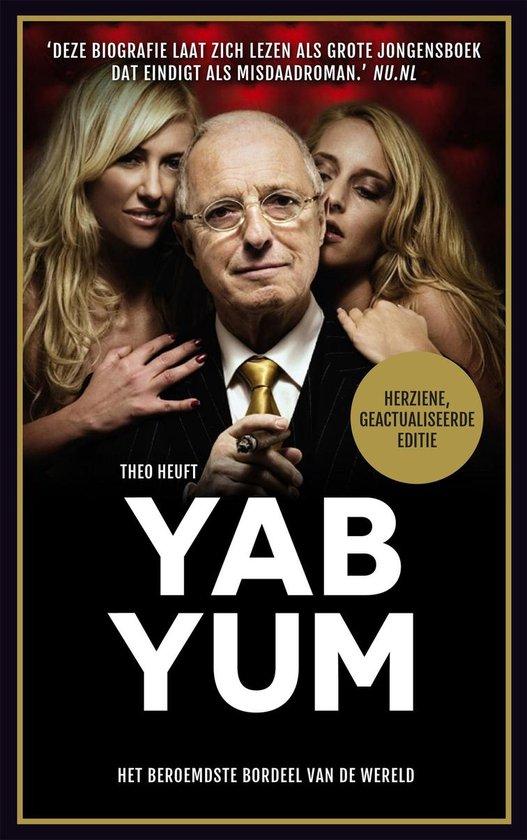 Boek cover Yab Yum. Het beroemdste bordeel van de wereld van Theo Heuft (Onbekend)