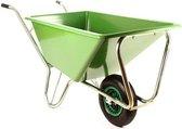 Kruiwagen 160 liter 1-wiel