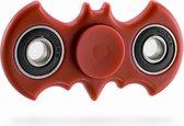Fidget Spinner - Stressverminderend - Limited Edtion - Batman - Rood