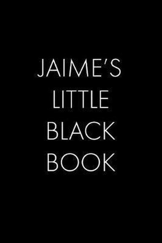 Jaime's Little Black Book