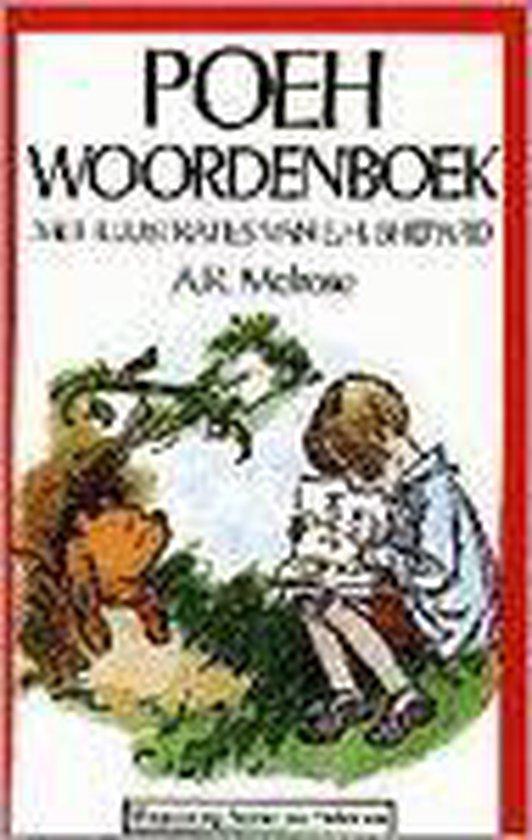 Poeh woordenboek - A.R. Melrose |