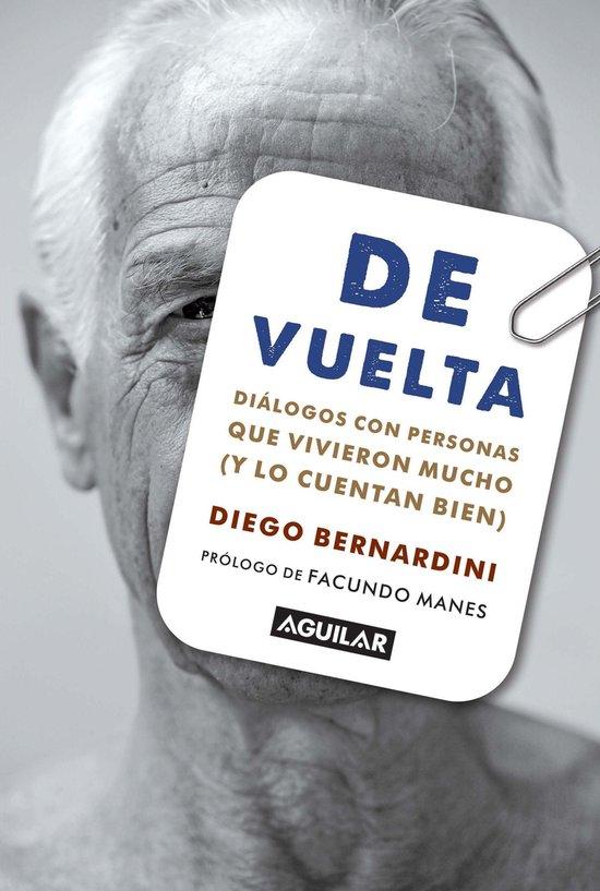 Boek cover De vuelta van Diego Bernardini (Onbekend)