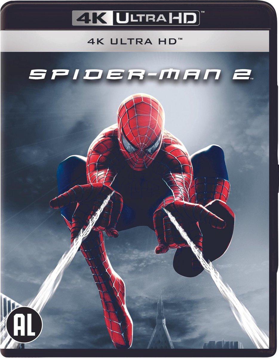 Spider-Man 2 (4K Ultra HD Blu-ray)-