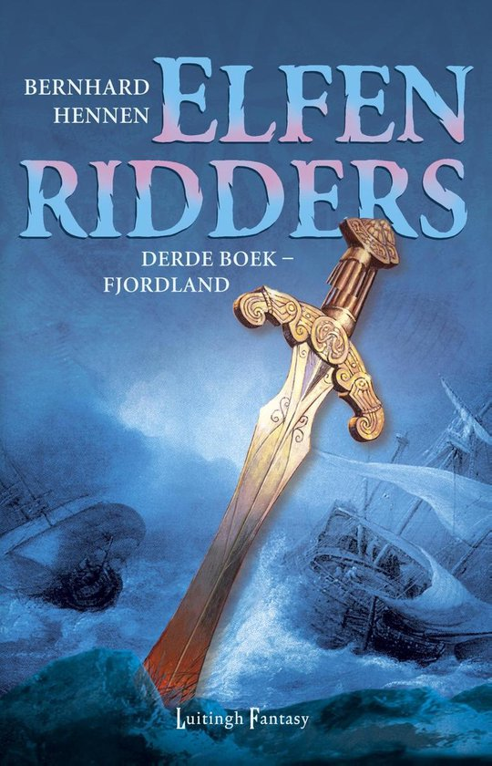 Elfenridders - 3 - Fjordland - Bernhard Hennen  